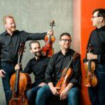 První březnovou středu streamuje Zemlinského kvarteto další koncert věnovaný poctě Antonína Dvořáka